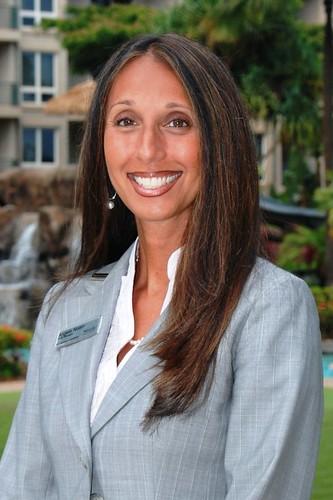 Angela Nolan, General Manager of Westin Kaanapali Ocean Resort Villas
