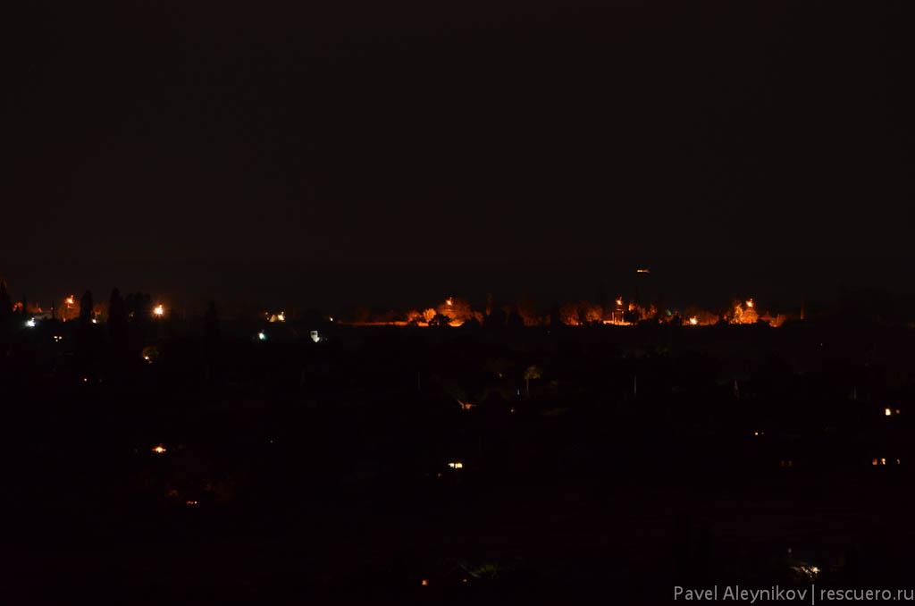 Ночной горизонт