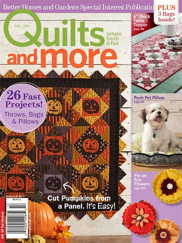 quilts & more - fall '11