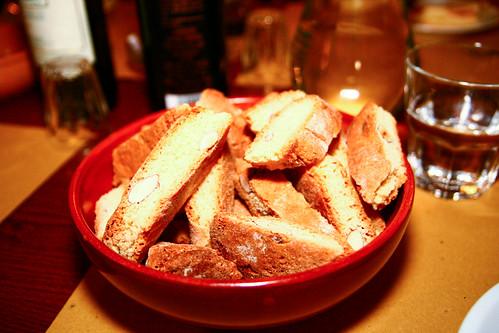 Biscotti at Azienda Agricola Il Ciliegio in Tuscany