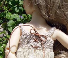 Lace ~ 2b (Mandasmac) Tags: lily dress lace crochet crocheted lillie lacedress yosd crocheteddress yolillie volkslillie volksyo