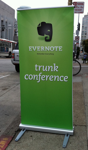 Evernote Trunk Conference