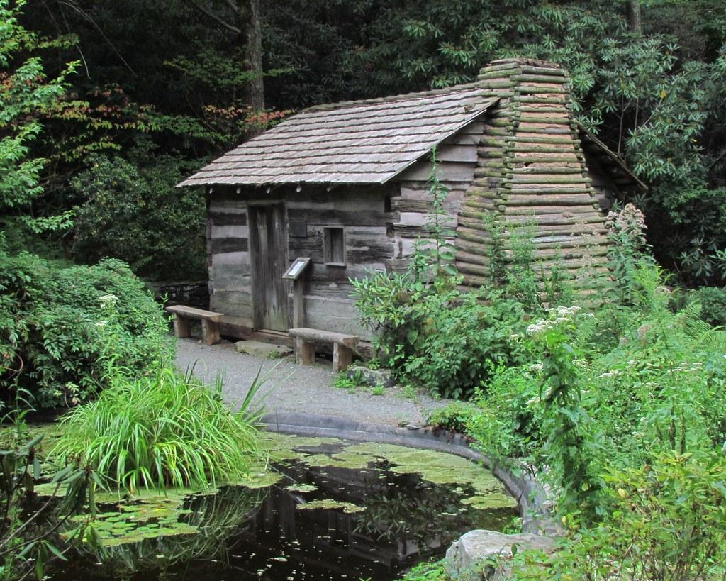 Squire Boone Cabin: Boone,  North Carolina (NC)