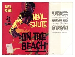 On The Beach (Unkee E.) Tags: world 2 3 illustration vintage typography graphicdesign war onthebeach unitedstates russia coverart iii explosion apocalypse radiation nuclear books retro hiroshima communism ii radioactive vs bookcover capitalism bomb russian atomic bookcovers coldwar sovietunion bookjacket warhead gregorypeck nevilshute vintagebookcovers bookcoverillustration