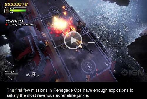 Renegade Ops - IGN