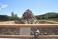 Mountain Meadows - 1999 Monument (brondabailey) Tags: monument massacre mountainmeadows