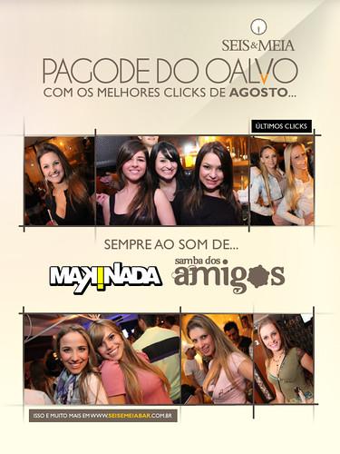 E-flyer Seis & Meia by chambe.com.br