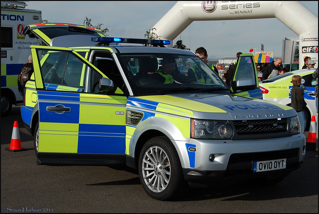 world car sport force northamptonshire police rover renault land landrover range rangerover serie constabulary worldseriesbyrenault