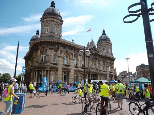 Sky Ride Hull 2011