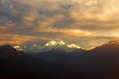 IMG_2536-3 (followtheboat.com) Tags: sky panorama cloud india mountain view sikkim sloud pelling kanchenjonga