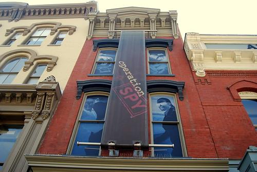 Weekend - Spy Museum 2