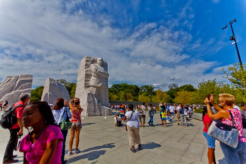 Martin Luther King Memorial - Washington D.C.