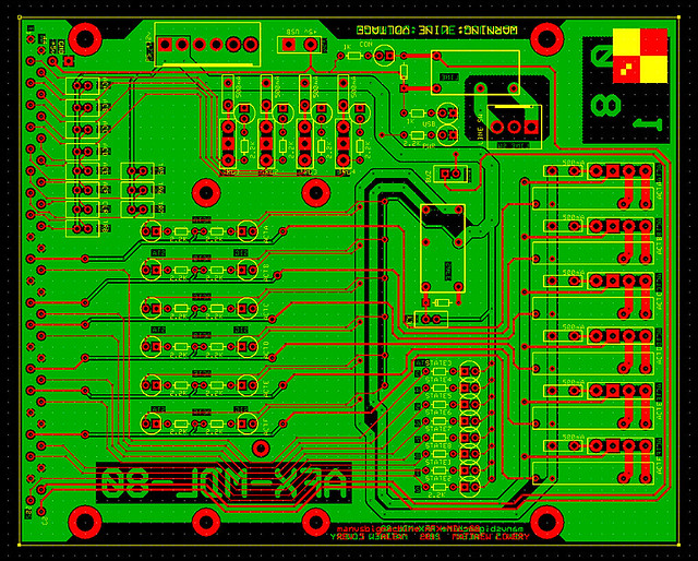 Sequencer PCB Rev5