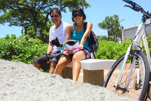 8/18/11 bikeventure (self timer, yey!)