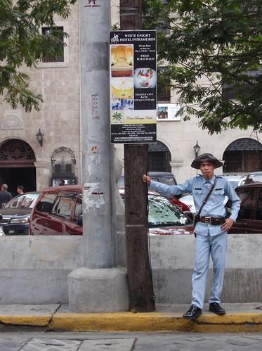 Katipunan guard