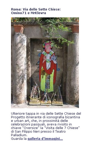 eikonprOJeKT247 on the street @ lascia il segno by OMINO71