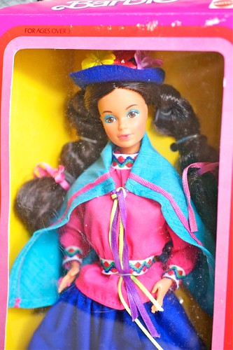 Peruvian Barbie by alington