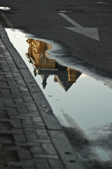 Moscow Rain Reflections Five (Explored) (Geraint Rowland Photography) Tags: 2011 russia city street moscow rain reflections five travel geraintrowlandphotographyinrussia wwwgeraintrowlandcouk geraintrowlandphotography learnphotographyinmoscow moscowtravelphotography