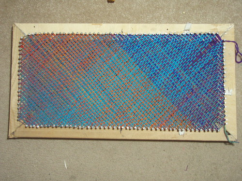 Weaving Experiment