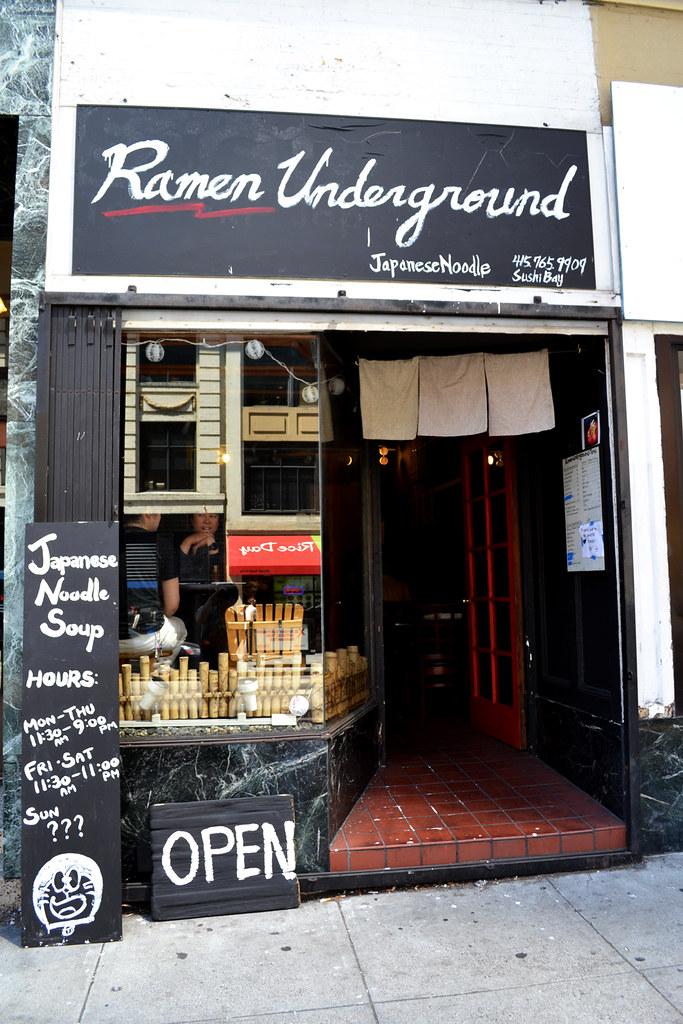 Ramen Underground SF