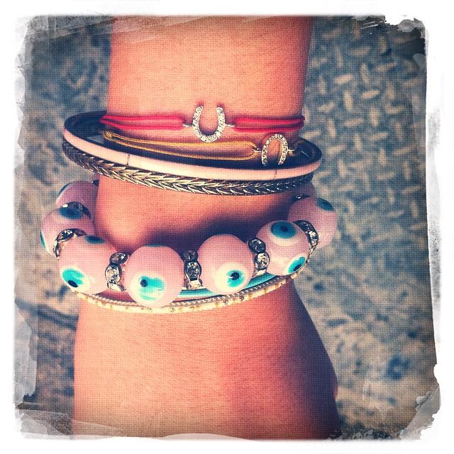 My HipstaPrint bracelet