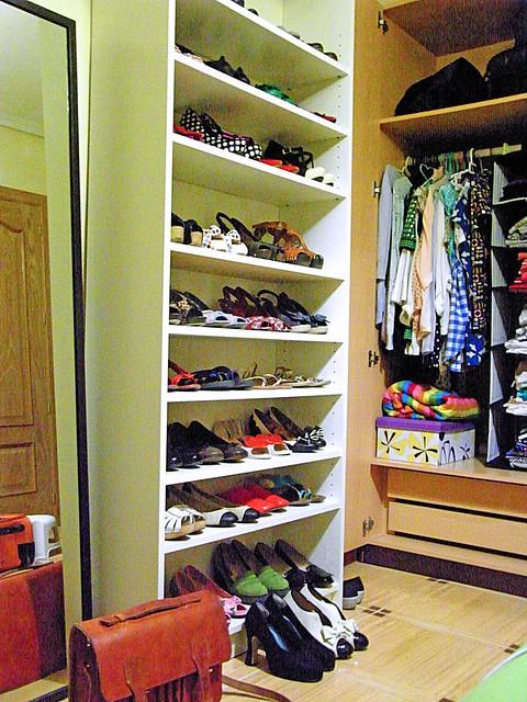 mi armario zapatero
