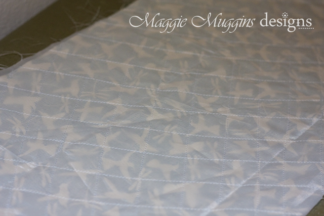 Texture Magic After Sewing