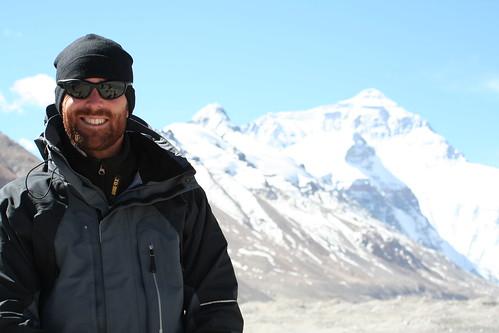 Tibet Everest