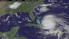 Hurricane Irene August 26th [hd video] (NASA Goddard Photo and Video) Tags: hurricane nasa irene hurricaneirene