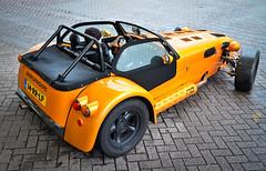 Donkervoort D150 (///amg87) Tags: orange holland netherlands de lucht donkervoort oranje zaltbommel d150