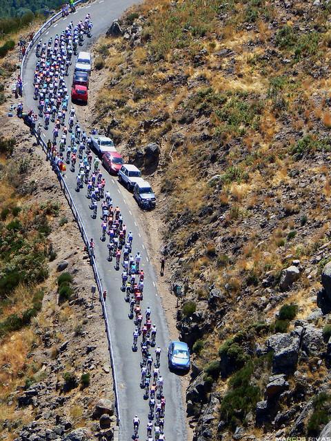 Vuelta a España 2011 - Puerto de Mijares