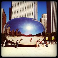 "La famosa ""habichuela"" #Chicago"