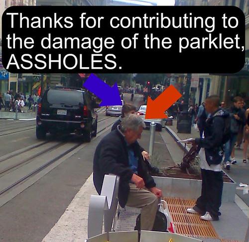 Powell Parklet