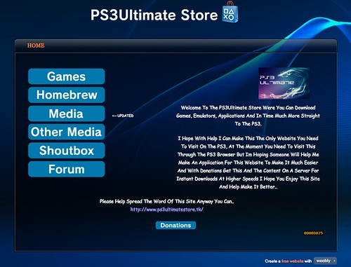 PS3UltimateStore