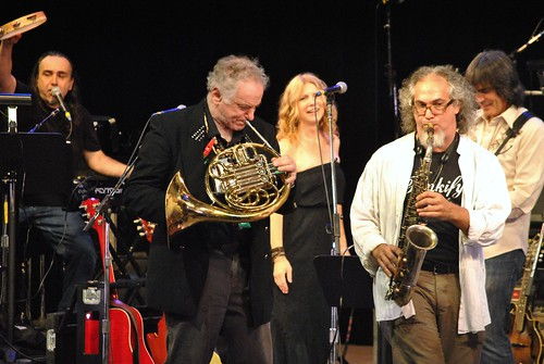 Levon Helm Band/David Amram by David Swift Photography