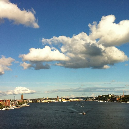 Min hemstad. #stockholm #sthlmsbild
