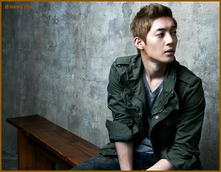 Kim Hyun Joong HangTen Fall & Winter 2011 Collection Photos