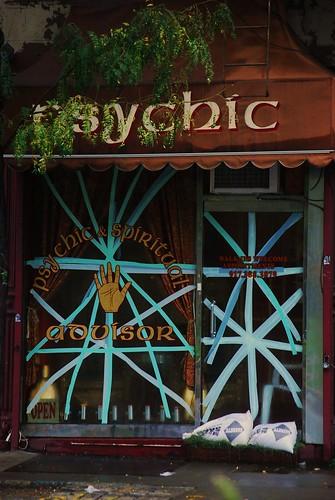 Psychic?