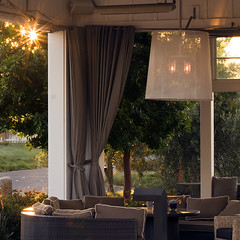 The perfect afternoon (dK.i photography) Tags: california friends food canon fun afternoon wine relaxing patio 7d flare napa carnerosinn thefarmrestaurant ef70200mmf28lisiiusm ef70200f28lisiiusm