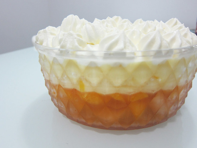 Orange And Almond Trifle Recipes — Dishmaps