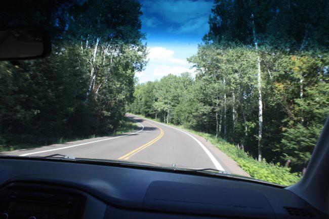 gunflint trail drive