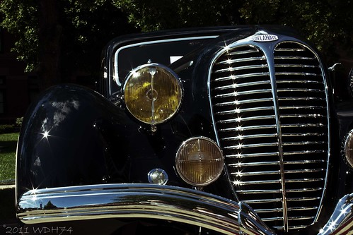 Delahaye by William 74