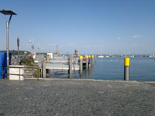 Walking around Konstanz