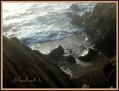Coastal Views! P1040899 (medaibl) Tags: ocean light sunset shadow reflections rocks waves pacific breakingwaves medhathi mygearandme mygearandmepremium mygearandmebronze mygearandmesilver mygearandmegold mygearandmeplatinum mygearandmediamond gearandmebronze coastalandwaterviewsbymi