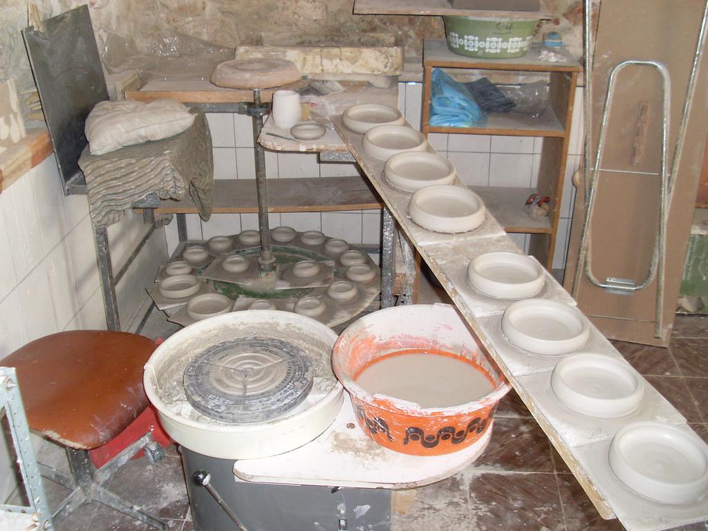 torneado ceniceros para ahumados de cobre