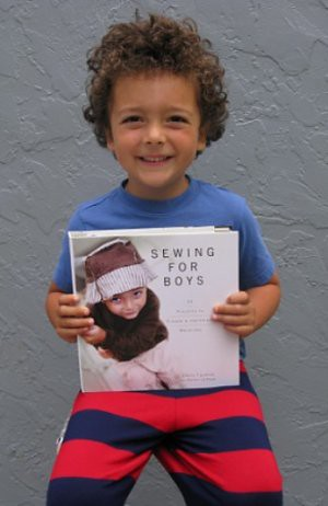 Sewing for Boys!