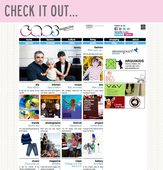 caos magazine