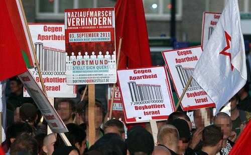 Vorabend-Demo Dortmund quer