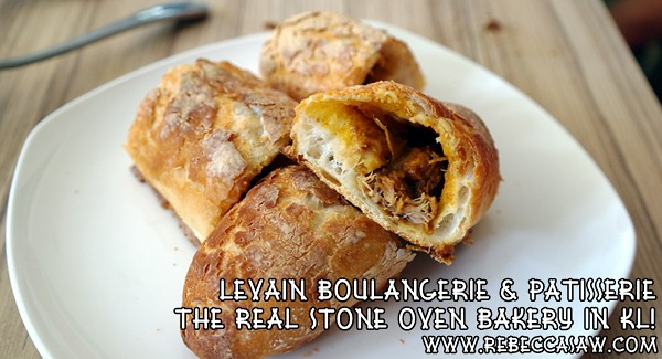 Levain Boulangerie & Patisserie, The real STONE OVEN bakery in KL-8