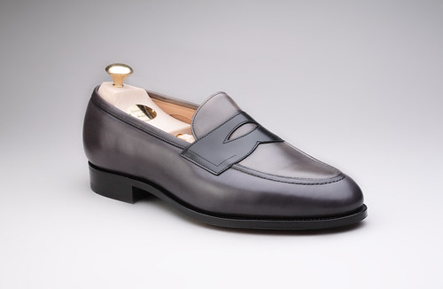 Edward Green for Hardy Amies loafer